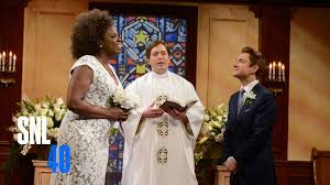 thanksgiving song snl wedding objections saturday night live with leslie jones