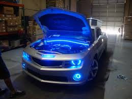 Interior and underhood lighting Camaro5 Chevy Camaro Forum