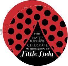 ladybug baby shower ladybug baby shower invitations