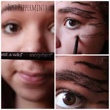 Wet N Wild Halloween Makeup by Justpepperminty Drugstore Halloween How To Tiger Makeup