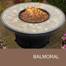 Natural Gas Fire Pit Kit Agio Balmoral Gas Fire Pit Gas Outdoor Fire Pit Design Furnishings