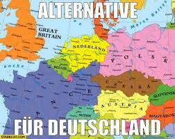 map of deutschland germany alternative fur deutschland for germany no germany on the map
