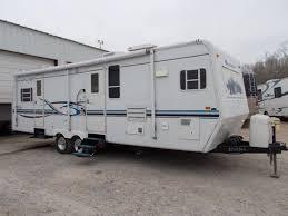 Sunnybrook Rv Floor Plans 2002 Sunnybrook Mobile Scout 30fks Travel Trailer Wichita Falls