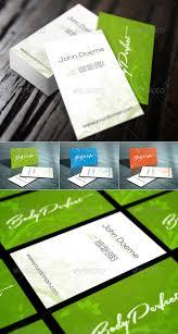 Beauty Spa Business Cards Wild Flower Business Card Restaurant U0026 Beauty Spa By Webopium