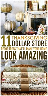 best 25 thanksgiving decorations ideas on diy