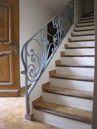 rambarde escalier design cuisine rampes d u0027intã rieur en fer escaliers en fer forgã garde