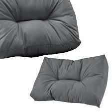 coussin dossier canapé coussin de canapé unique coussin de dossier pour canapã palette