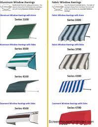Fabric Door Awnings Aluminum Door Awnings For Home Great Aluminum Door Awnings For