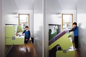 a family of four squeezes into this tiny 640 square foot east