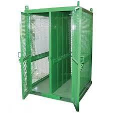 Vertical Storage Cabinet Saftcart Sts 20 Fw 2 Vertical 16 Cylinder Gas Storage Cabinet