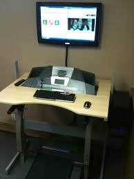 Diy Treadmill Desk Treadmill Desk Ikea Bestaustinfoodtrucks