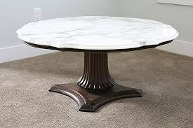 How To Build A Wood Table Top Podium by Diy Marble Top Coffee Table Withheart