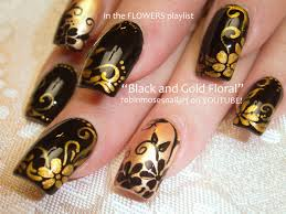 lazy nail art tutorial 5 easy ideas with pink gold youtube models