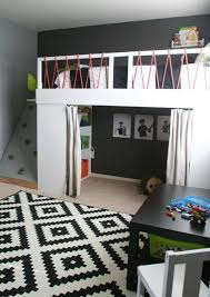 How To Build A Loft Bed With Desk Underneath by 16 Loft Beds To Make Your Small Space Feel Bigger Brit Co