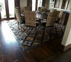 Dining Room Floor Mesquite Flooring Mesquite Hardwood Flooring Sekula Sawmilling
