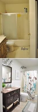 Remodel Small Bathroom Ideas 37 Small Bathroom Makeovers Before And After Pics Small