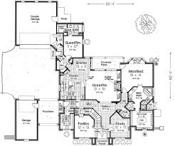 country style floor plans country house plan 4 bedrooms 4 bath 3769 sq ft plan 8 556