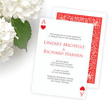 las vegas wedding invitations las vegas wedding invitations card with back