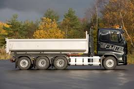 volvo n series trucks new euro v engines revised transmission and new chassis from