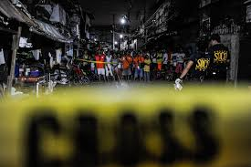 the killing time inside rodrigo duterte u0027s drug war