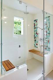 Steam Shower Bathroom Small Bath With Steam Shower Time To Build Pertaining How A Ideas