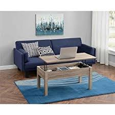 Lift Top Coffee Tables Amazon Com Lift Top Coffee Table In Sonoma Oak Finish Made Of