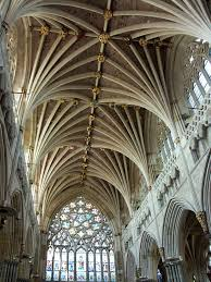 vaulted ceiling pictures exeter cathedral vaulted ceiling devon guide