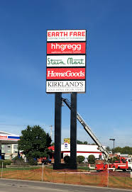 Home Design Retailers Hhgregg Pole Signs Akers Signs