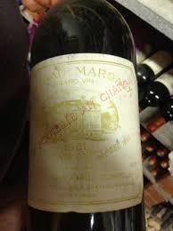 chateau margaux i will drink 1981 château margaux bordeaux médoc margaux cellartracker