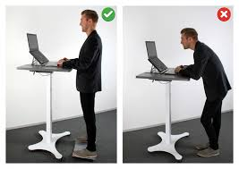 Small Table For Standing Desk Gymba Board Review
