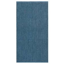 Area Rugs 6 X 10 Home Decorators Collection Saddlestitch Blue Black 7 Ft 6 In X