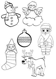 Activités manuelles motifs de noel à imprimer et colorier  fr