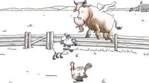 bull ad caign by akhil3rain