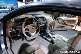 bmw 6 series interior exclusive with nader faghihzadeh bmw 6 series coupe