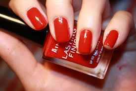a daily dose of kaartehan christmas nail color stiletto red