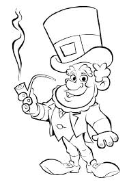 leprechaun coloring pages printable free leprechaun coloring sheet leprechaun leprechaun coloring pages for