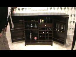 Flip Top Bar Cabinet Tribecca Flip Top Home Bar Cabinet By American Drew Furniture
