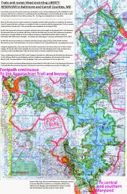 New York Appalachian Trail Map by Heart And Sole 2014