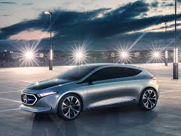 mercedes electric car frankfurt motor 2017 electric cars preview business