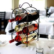 top countertop wine racks countertop wine rack for pretty