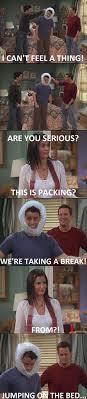 Friends Tv Show Memes - friends tv show bubble wrap on joey s head dump a day