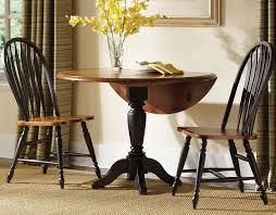 pedestal dining table with leaf drop leaf round pedestal kitchen table kitchen tables design