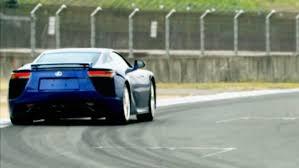lexus supercar top gear calendrier de l u0027avent top gear leçon de pilotage en lexus lfa