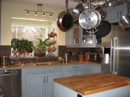 captivating kitchen design with black kitchen island and