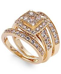 gold wedding rings yellow gold womens engagement and wedding rings macy s