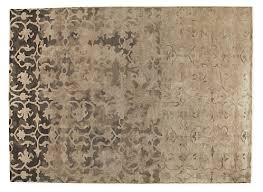 filigri hand knotted wool rug modern patterned rugs modern