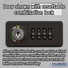 Storage Locker Units by Amazon Com Salsbury Industries Aluminum 5 Door High Surface