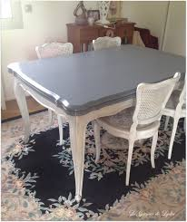 Relooker Une Table Relooking D U0027un Séjour Gustavien Suite Et Fin Relooking De