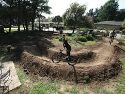 Backyard Bmx Dirt Jumps How To Build A Mountain Bike Pump Track Story U0026 Video