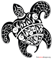 turtle tattoo design i like the heart shape of the shell my